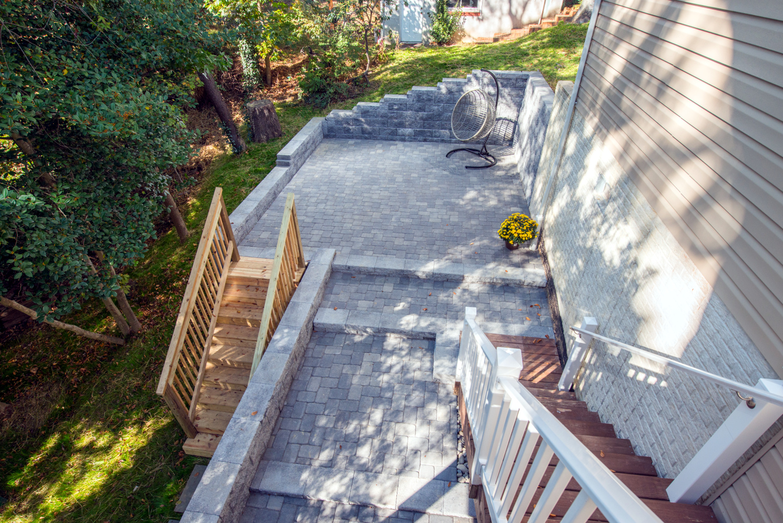 hardscaping Annapolis landscapers