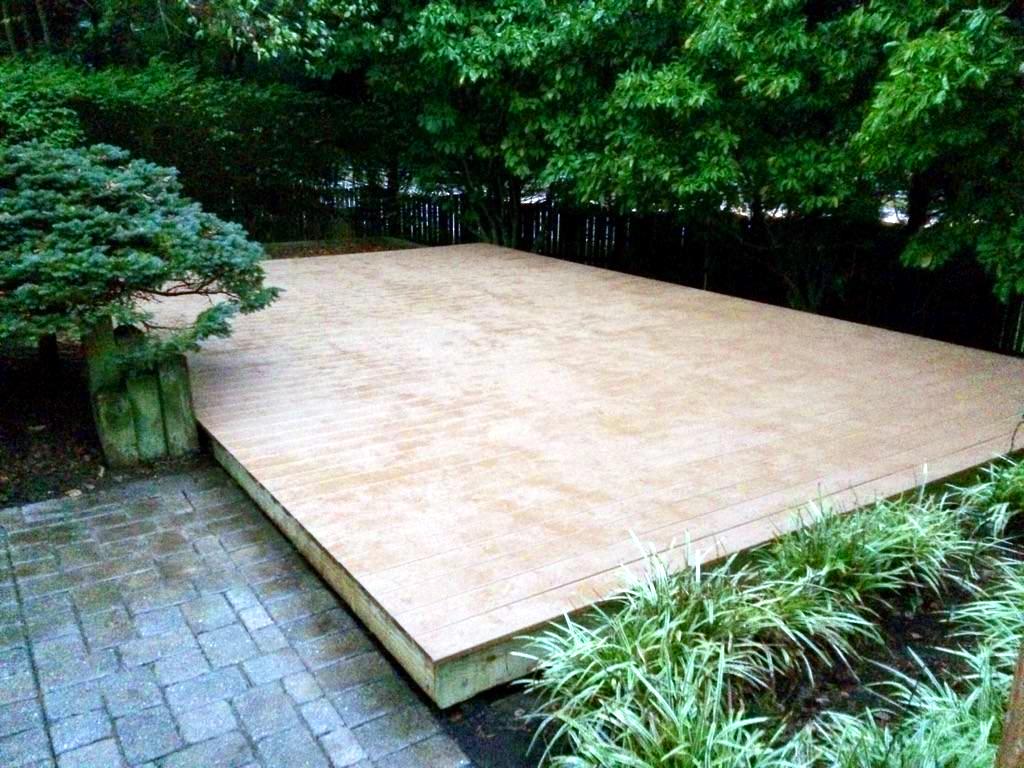 Arnold Landscapers decks